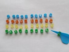 BIRD RINGS FOR LOVEBIRDS,KAKARIKI'S AND SIMILAR LEG SIZED BIRDS(4.5mm)