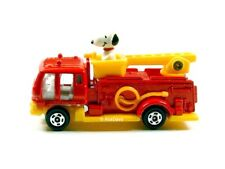 TOMICA / #1 - Snoopy Fire Engine (Red) - No packaging / AVIVA.