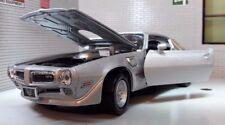 G LGB 1:24 Maßstab Pontiac Firebird V6 V8 1973 73243 Motormax Druckguss Modell