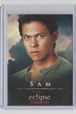 THE TWILIGHT SAGA ECLIPSE TRADING CARD Chaske Spencer as Sam #98