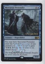 2014 #068.2 Mercurial Pretender (Prerelease Date Stamp) Magic Card 6c5