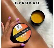 Byrokko  SHINE BROWN Bräunungsbeschleuniger   Solariumcreme NEU