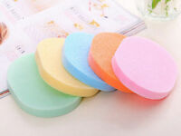 Puff Make Up Soft Sponge Facial Face Washing Cleansing Pad Natural Beauty Foam