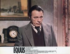 RICHARD BURTON EQUUS PETER SHAFFER 1978 VINTAGE LOBBY CARD #1