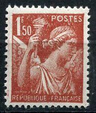 FRANCE TIMBRE  N° 652 ** VARIETE  TYPE IRIS
