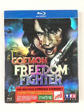 Goemon, the Freedom Fighter Blu ray Neuf