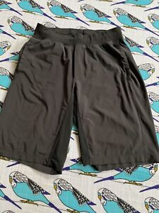 "Lululemon Men's THE Core Shorts 11"" Inseam Medium Linerless"