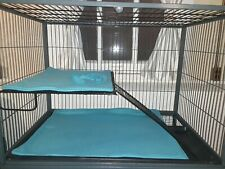Ferret Nation Bedding Liners Critter Nation Kaytee Cage ramp covers and more