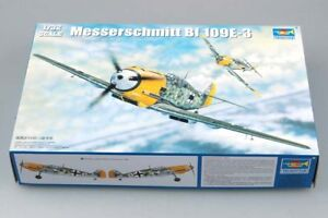 TRUMPETER 02288 1/32 WWⅡ GERMAN LUFTWAFFE MESSERSCHMITT BF 109E-3 MODEL KIT