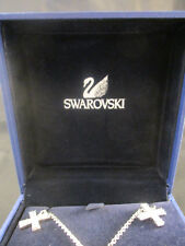 Swarovski Hugs and Kisses Necklace