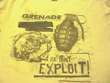 Grenade Shirt ( Used Size L ) Very Good Condition!!!