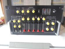 TABLE DE MIXAGE - ADELEC - VOIR PHOTOS & DESCRIPTION - MERCI