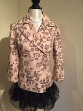Ted Baker Floral Button Coats & Jackets Blazer for Women