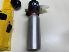 Heed Iii Mod. 175Tc-H Mini Scuba Tank Diving Oxygen Reserve Air W/ Stow Pouch