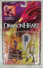 Dragonheart KING EINON action figure 1995 mip vintage new