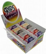 NEW: Rips Pick N Mix Flavoured Slim Rolling Paper No distasteful inks on the pap