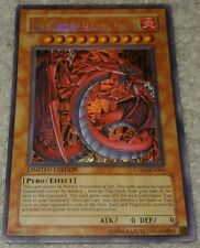 URIA, LORD OF SEARING FLAMES - CT03-EN005 - Secret Rare Holo Foil YuGiOh Card EX