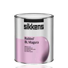Sikkens Rubbol BL Magura weiss 1l | Wasserbasierter PU Mattlack
