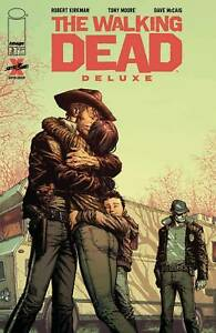 Walking Dead Deluxe #3 Cover A NM- 1st Print Image Comics