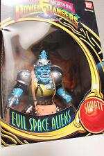 "NEW MIB Mighty Morphin Power Rangers ""Squatt"" Evil Space Aliens  Ban Dai Age 4+"