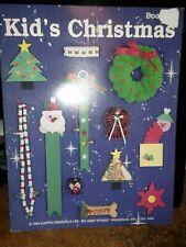 Kid's Christmas Craft Book
