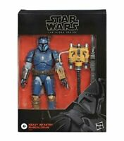Star Wars The Black Series Heavy Infantry Mandalorian 6-inch Action Figure NEW!
