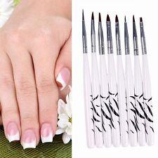Tools Zebra Pen Painting Drawing Liners UV Gel Brush Nail Art Dotting