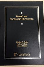 Work Law: Cases and Materials, Second Edition,  Marion G. Crain,Pauline T. Kim