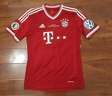 Ribery, 12-13 FC Bayern Munich DFB Pokal Final Match Issue Size 7