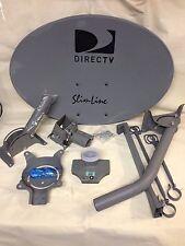 Directv Kaku slimline  satellite HD dish antenna SWM 3 Directv HD swim 3 Directv