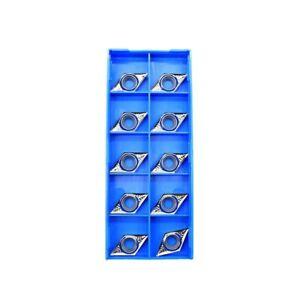 10pcs DCGT11T304 AK H01 DCGT32.51 Carbide Lathe Insert