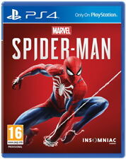 Marvel's Spider-Man PS4 Standard Ed.(PAL) (For preorder Rel. Date  7 SEP 2018)