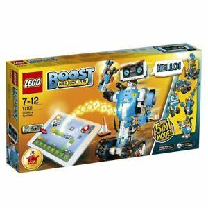 LEGO 17101 Boost Programmierbares Roboticset Roboter 5 in 1 Model NEU OVP