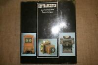 Sammlerbuch historische Technik Maschinenbau Optik Verkehr Bürotechnik