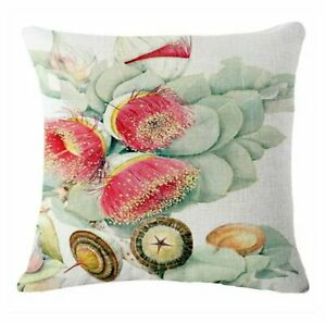 Cushion Eucalyptus Native Floral 02
