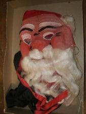 Vintage Santa Clause Mask