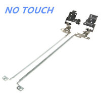 NEW L&R LCD Hinges Set NO TOUCH For Dell inspiron 15 3541 3542 3543 Laptop