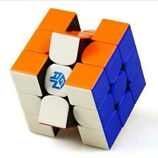 GAN 356RS 3x3 Stickerless Speed Magic Cube Puzzle Brain Teasers Maze Toys Game