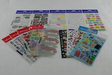 Sealed NIP EK Success Sticko Stickers Mehndi Flowers