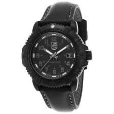 Luminox Modern Mariner 7251.BO Series Black Dial and Genuine Leather Strap Watch