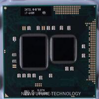 SLBTN- Intel Core i7-640M 2.8 GHz 512KB  2.5 GT/s PGA 988 CPU USA free shipping