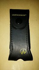 "LEATHERMAN Charge TTi, Wave Old Style Retired Leather sheath, holster 4"" tool"