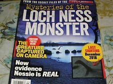 Mysteries of the Loch Ness Monster . magazine New Evidence K-18