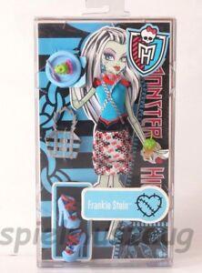 Monster High Frankie Stein™ Fashion Pack Outfit Kleid Schuhe Tasche NEU