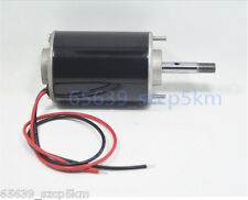 DC12-24V 3500-7000RPM High Speed Large Torque Motor DC Motor for DIY Accessories