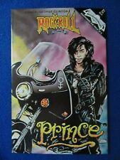 ~~ PRINCE  ROCK N ROLL COMICS 1991 ~~