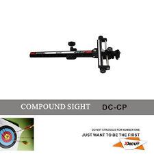 DECUT ARCHERY COMPOUND SIGHT DC-CP ORIGINAL PRICE49.99