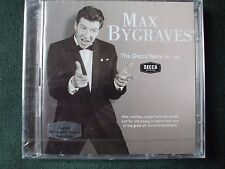 Max Bygraves - The Decca Years 1957 - 1962 Double CD.BRAND NEW AND SEALED.