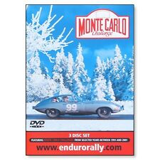 Monte Carlo Rally Challenge 3 disc DVD boxed set