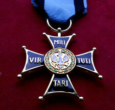 THE Great POLISH ORDER CROSS VIRTUTI MILITARI III class POLAND MEDAL army WWII